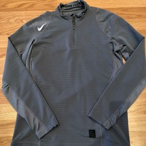 Nike Pro Dri-Fit Fitted pull over jacket